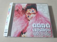 土屋アンナCD「NUDY SHOW!」初回限定盤DVD付●