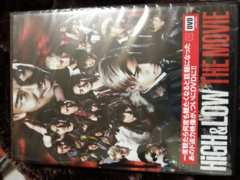 HIGH&LOW THE MOVIE DVD