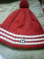 バートン〓Burton〓ニット帽 美品 スノボー 帽子