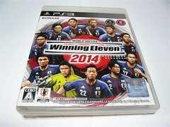PS3 ウイニングイレブン2014 動作確認済み サッカー ウイイレ
