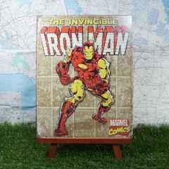 新品【ブリキ看板】Iron Man/アイアンマン アメリカンコミック
