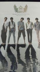 激レア!☆SS501/FIVE YEARS IN2005〜2009☆初回盤/DVD3枚組美品!
