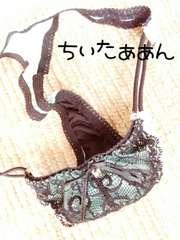 ドキドキ黒レース刺繍付きTバック/Sexy桃尻