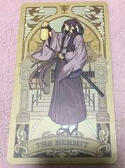 Fate FGO 佐々木小次郎 C93 タロットカード