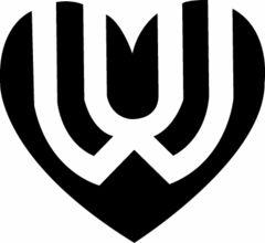 UVERworld カッティングステッカー 縦35cm〜10cm�A