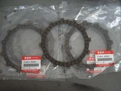 (601)GS400新品クラッチ板6枚スズキ純正GS400LGS425