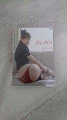 美品:秋山莉奈:DVD/シリーナ