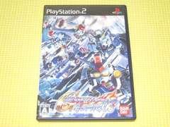 PS2★即決★SDガンダム ジージェネレーション スピリッツ