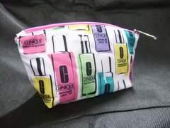新品◆正規品◆クリニークメイクポーチ 非売品/メール便