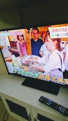 ORION オリオン DN393-1B1 39型液晶テレビ(2012年製)リモコン
