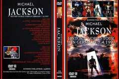 ≪送料無料≫マイケルジャクソン HISTORY TOUR IN GERMANY 1997