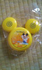 ディズニーミッキーマウス型のスピーカー ミッキーマウス