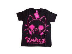 新品 にゃんぱいあ Tシャツ 黒 Tシャツ M 定価¥3129