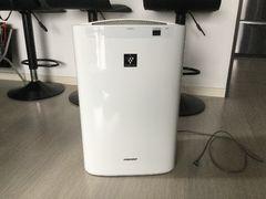 SHARP 加湿空気清浄機 プラズマクラスター7000!