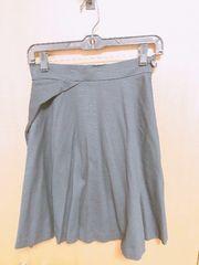 ヴィヴィアンLEDLABEL黒フレアスカート サイズ2