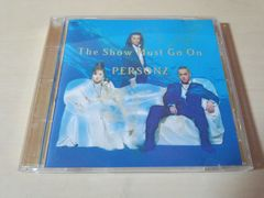 パーソンズCD「THE SHOW MUST GO ON」PERSONZ布袋寅泰●