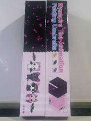 未開封 非売品 折りたたみ傘 にゃんぱいあ ピンク ¥800