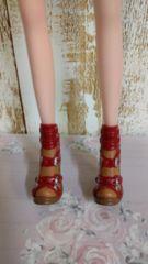 ジェニーちゃん、バービーの靴