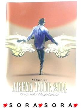 【ALL TIME BEST/長渕剛】アリーナツアー2014豪華ゴールドパンフレット
