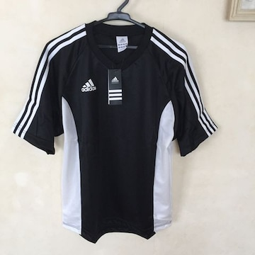 送料198円 切手可 アディダス  Tシャツ M 日本製 スポーツウェア