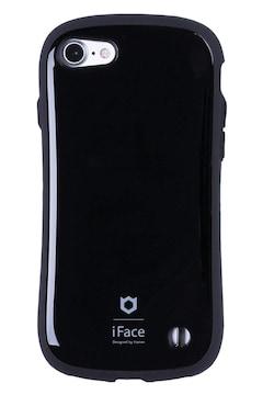 iPhone8/7 ケース 耐衝撃/ブラック