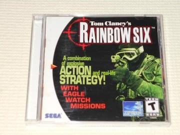 DC★TOM CLANCY'S RAINBOW SIX 海外版
