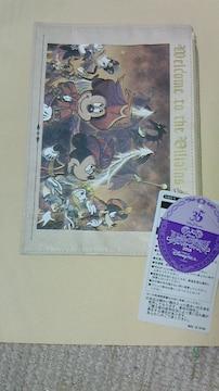 ディズニーシーミッキーマウスポーチHALLOWEEN Disneyタグ付き