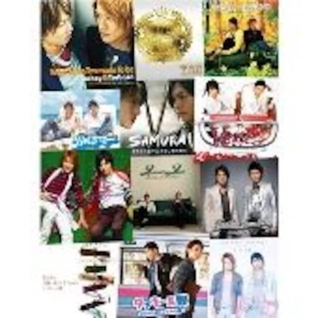 即決 タッキー & 翼 Thanks Two you 初回盤 5CD+Blu-ray 新品  < タレントグッズの