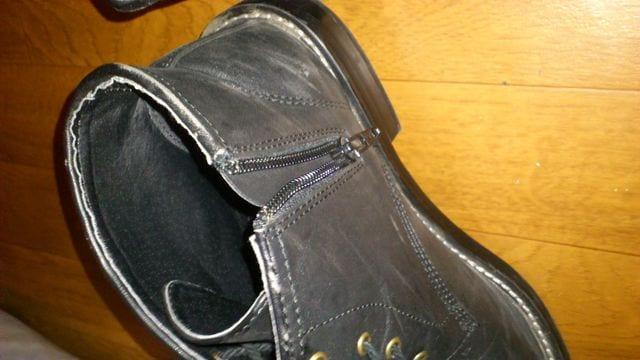RAGE BLUE ブーツ < ブランドの