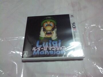 【新品3DS】ルイージマンション