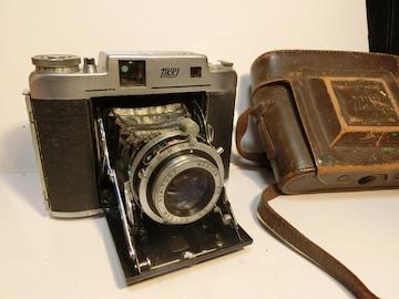 蛇腹式カメラ WESTER S−2