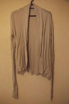 ◆ALEXANDERWANGアレキサンダーワン カーディガン◆バッグシャツ