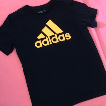 ♯adidas♯半袖Tシャツ 140アディダス着用少