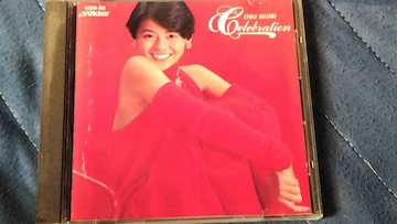 小泉今日子 Celebration ベスト 84年盤