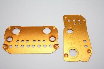 2色より選択 ラグジュアリーアルミペダルセット(AT用)
