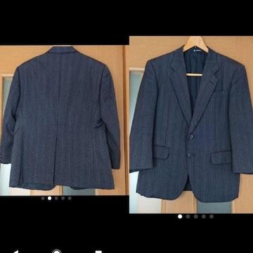 【値下げ不可】men's 極美!!品テーラードジャケット スーツ