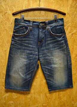 ◆廃盤◆エドウィン4519 デニムショーツ W30(82-86cm)・股下35cm