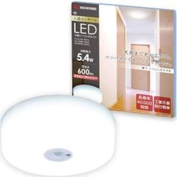 昼光色 600lm アイリスオーヤマ LEDシーリングライト 小型 メタ