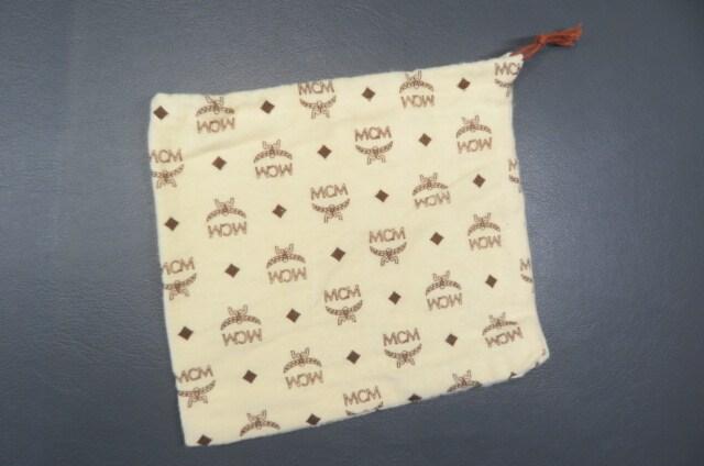 【セット】MCM エムシーエム 保存袋 2枚セット < ブランドの