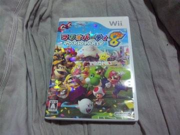 【Wii】マリオパーティ8