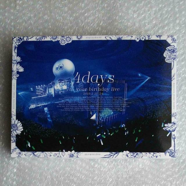 Blu-ray 乃木坂46 7th YEAR BIRTHDAY LIVE 完全版  < タレントグッズの