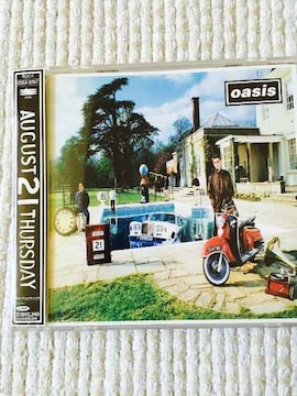 oasis オアシス  BE HERE NOW