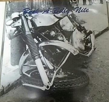 廃盤CD 伝説のロカビリー・ナイト/オムニバス ロバードゴードン ヘルキャッツ