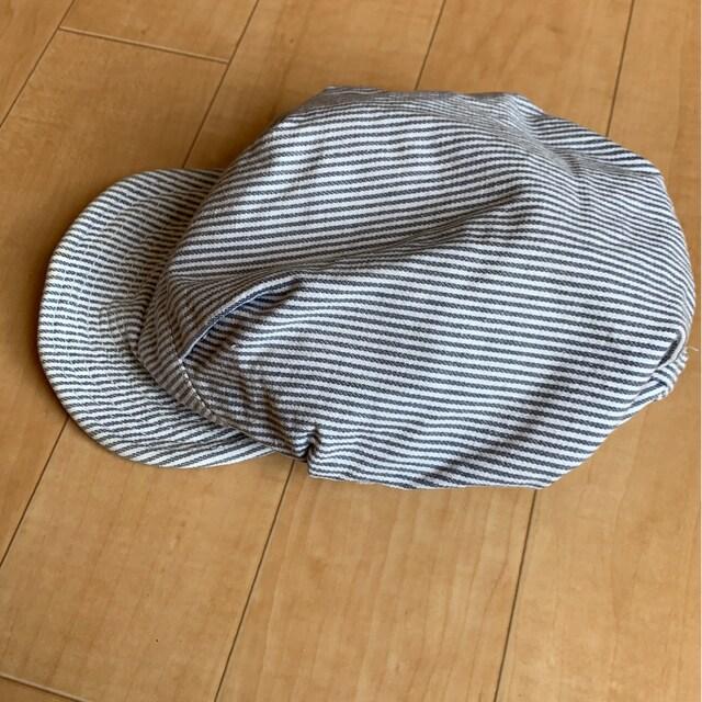 グローバルワーク!ストライプ!53センチ帽子  < ブランドの
