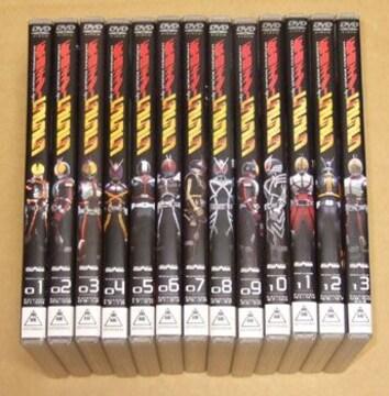 仮面ライダー555 DVD 初回全13巻