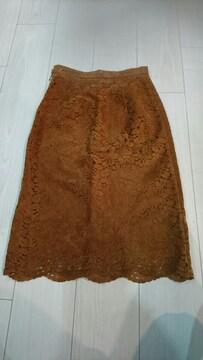 値下げ ロペピクニック 膝丈スカート サイズ36