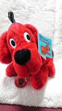 DAIKIN/Cliffordクリフォード/赤い大きな犬ぬいぐるみTHE BIG RED DOG
