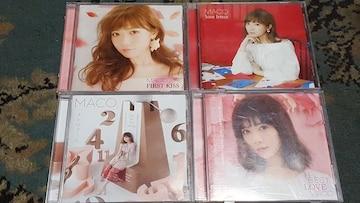 MACO アルバム4枚セット