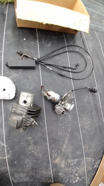 グランドアクシスボアアップキット+PWK28 < 自動車/バイク
