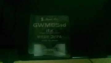 ミラーレーダーGWM85sd&OBD12付き